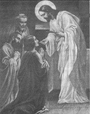 jesushand