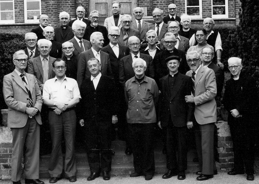 Seminar for retired missionaries at Mill Hill College, 25 September - 5 October 1978